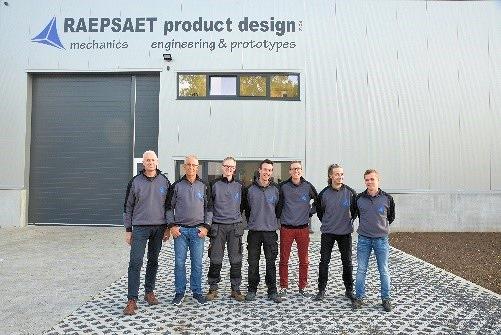 Team Raepsaet Product Design