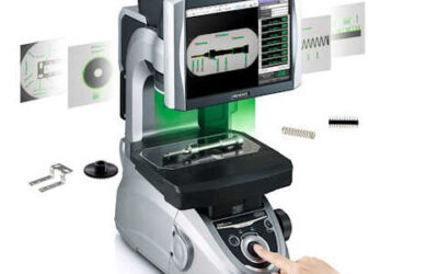 Introduction of automatic measuring system Keyence IM8000